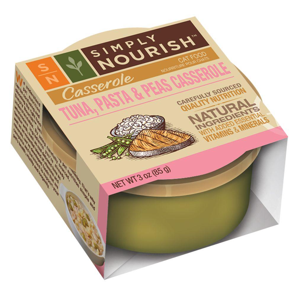 Simply Nourish, Casserole Cat Food size: 3 Oz