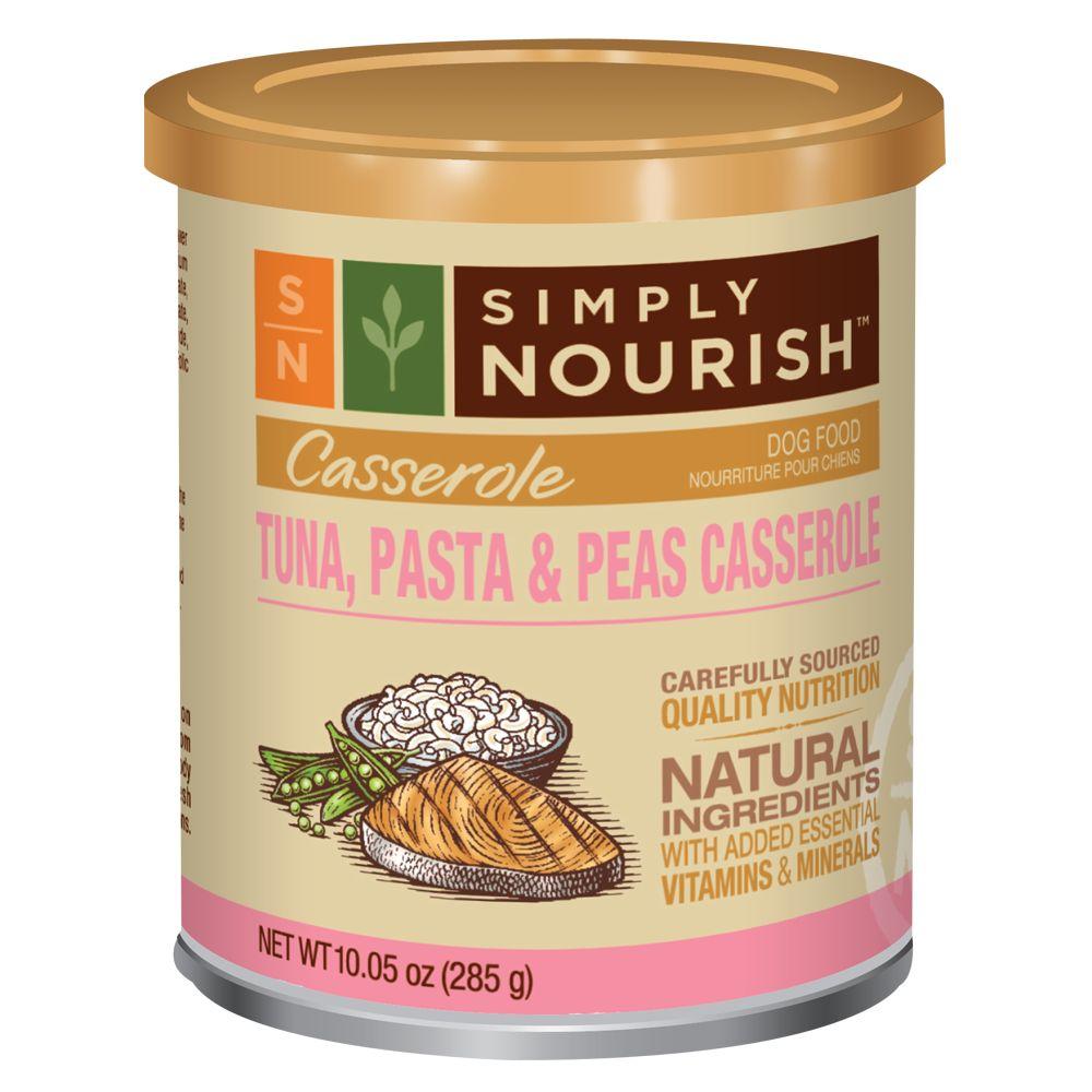 Simply Nourish, Casserole Dog Food size: 10.05 Oz