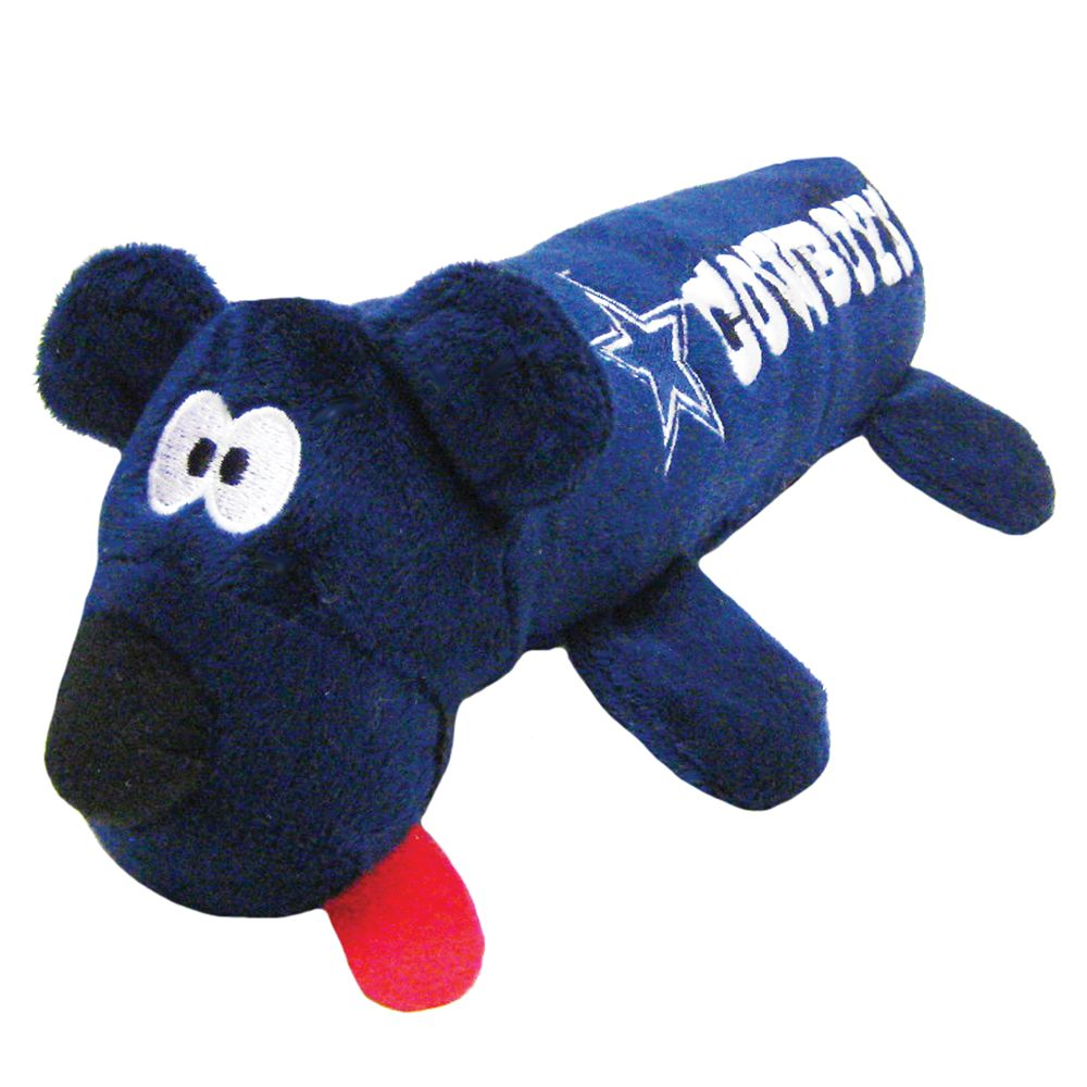 Dallas Cowboys NFL Tube Dog Toy 5226108