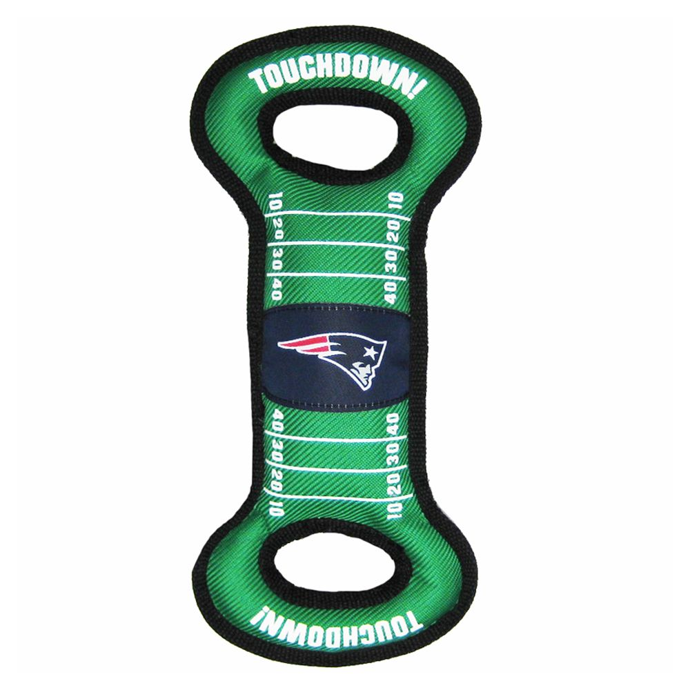 New England Patriots NFL Field Dog Toy, Pets First 5226274