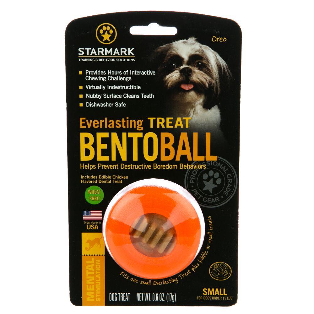 Starmark Everlasting Bento Ball Small