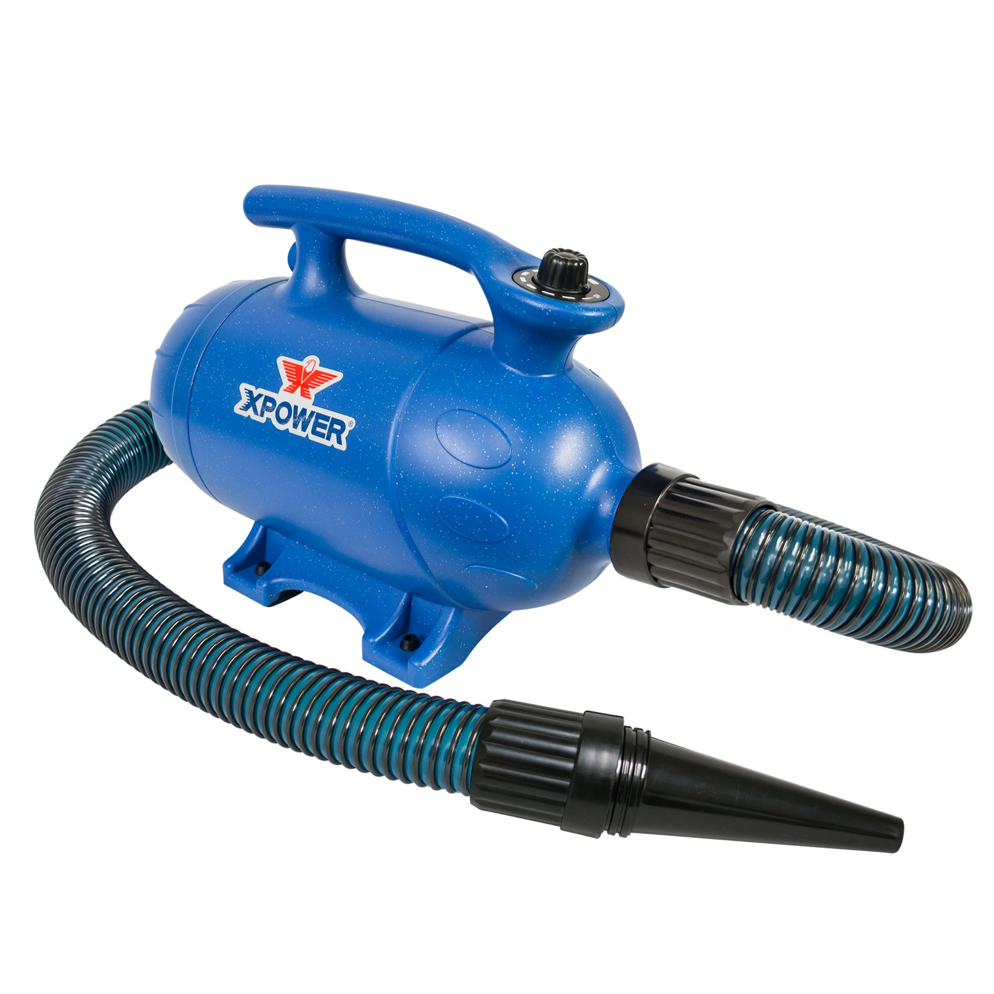 Xpower B 4 Variable Speed 2 In 1 Pet Dryer Vacuum 3 Hp Blue
