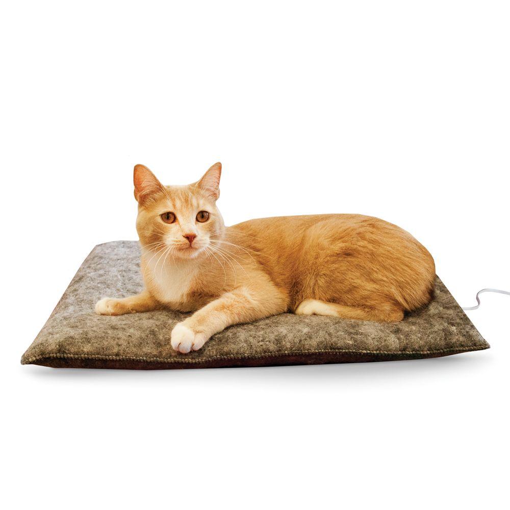 KandH Amazin' Thermo Kitty Pad, Gray, K & H 5226769