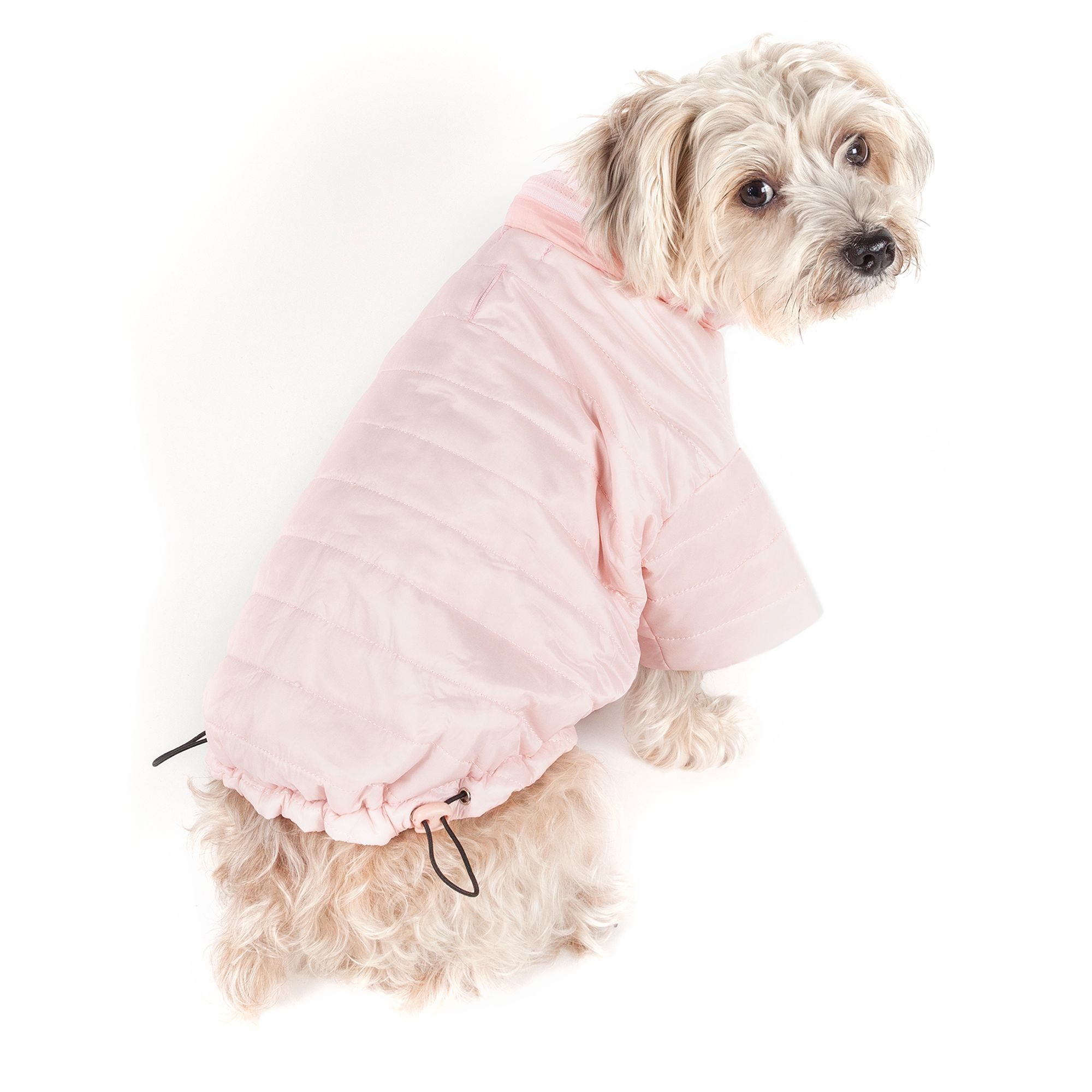 Pet Life Lightweight Sporty Avalanche Coat size: X Small, Pink, Top Paw 5227500