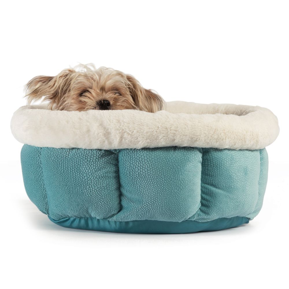 Best Friends By Sheri Cuddle Cup Pet Bed Tide Pool