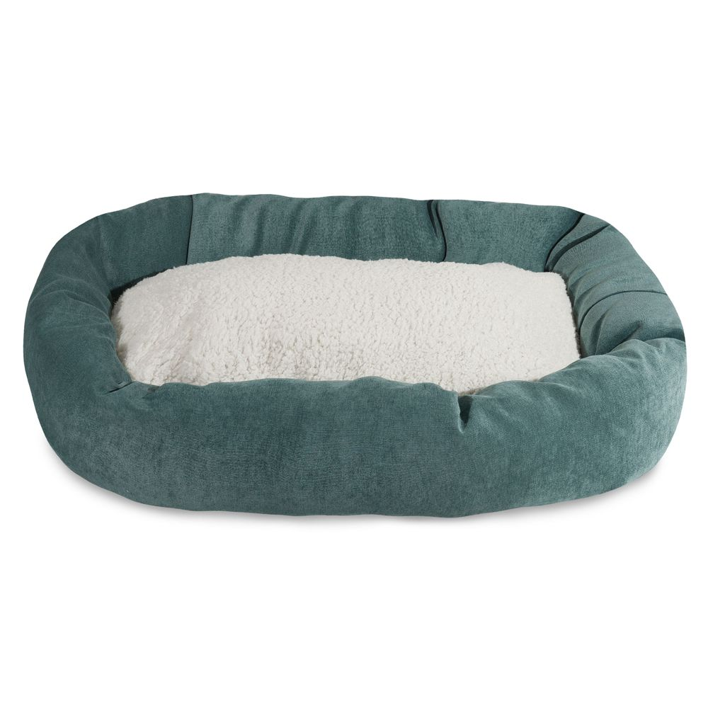 Majestic Pet Villa Collection Sherpa Bagel Pet Bed size: 40""
