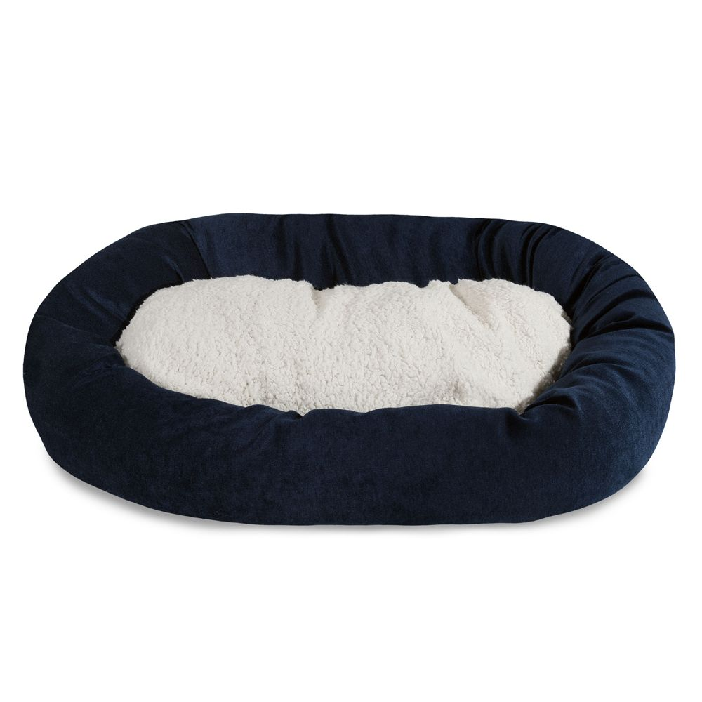 Majestic Pet Villa Collection Sherpa Bagel Pet Bed size: 24""
