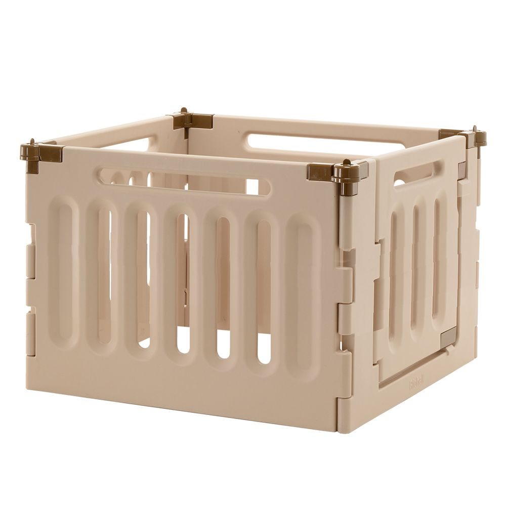 Richell Convertible 4 Panel Indoor/outdoor L4 Pet Playpen Size 33.1l X 33.1w X 20.3h