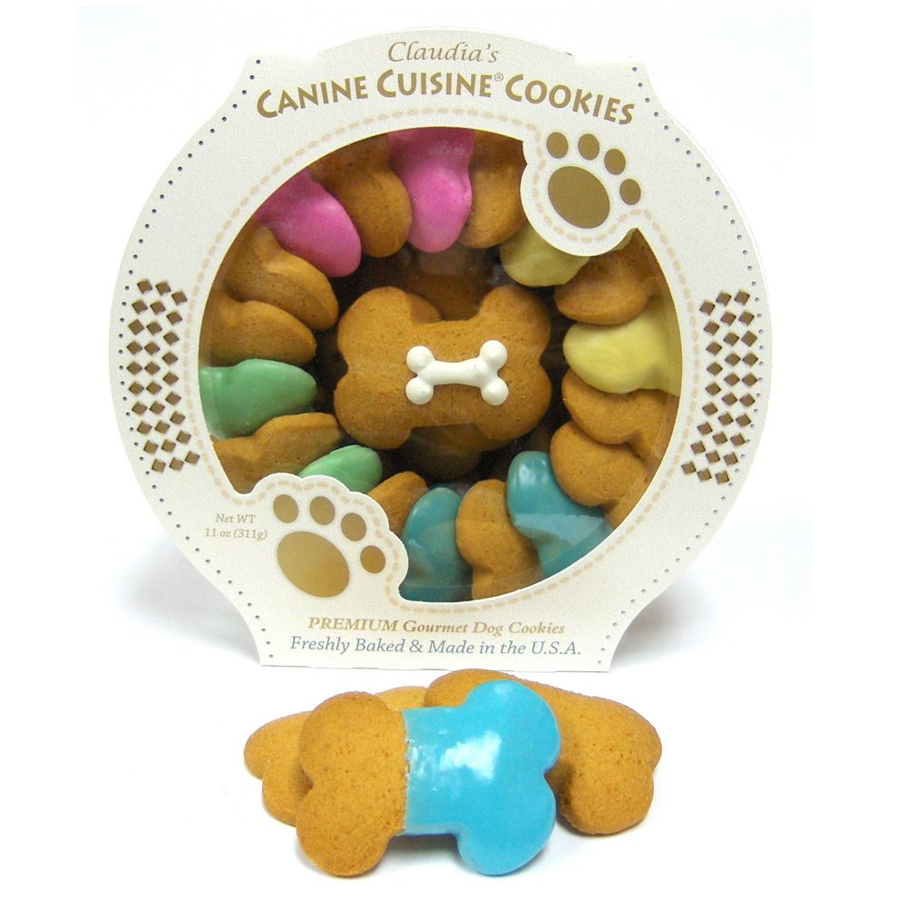 Claudias Canine Cuisine Cookie Dog Treat Claudias Cuisine