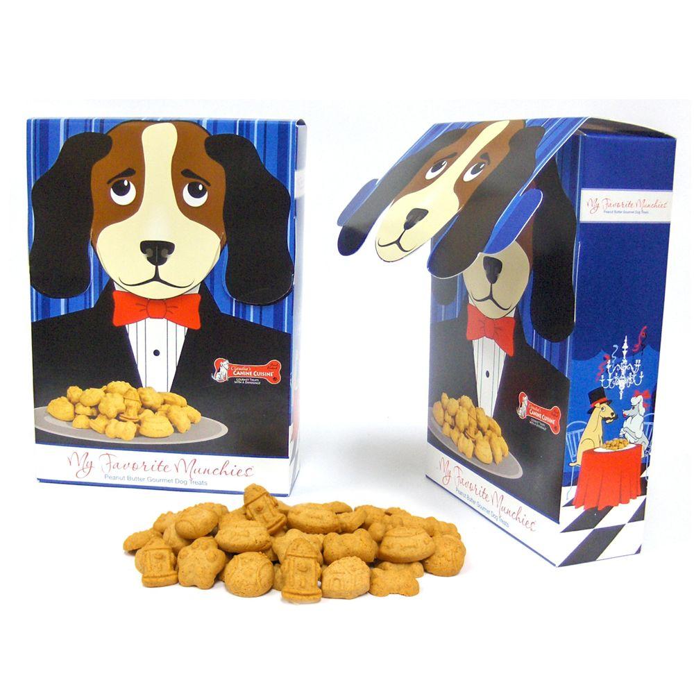 Claudias Canine Cuisine My Favorite Munchies Dog Treat Claudias Cuisine