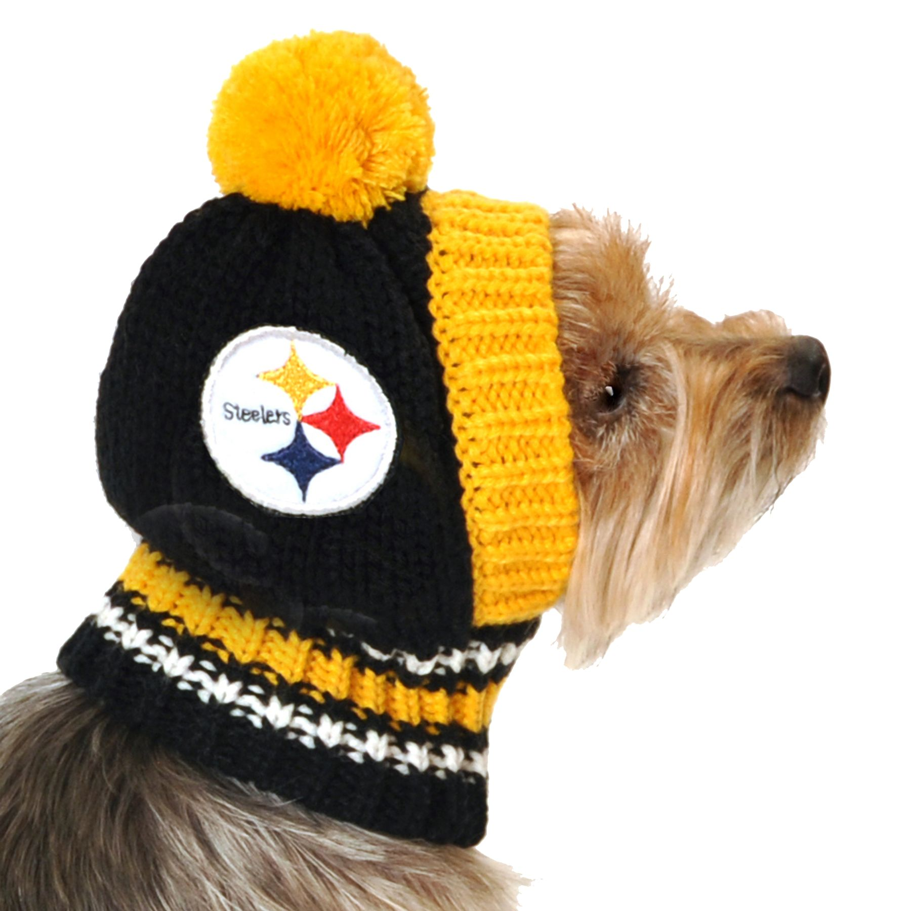 Pittsburgh Steelers NFL Knit Hat size: Medium