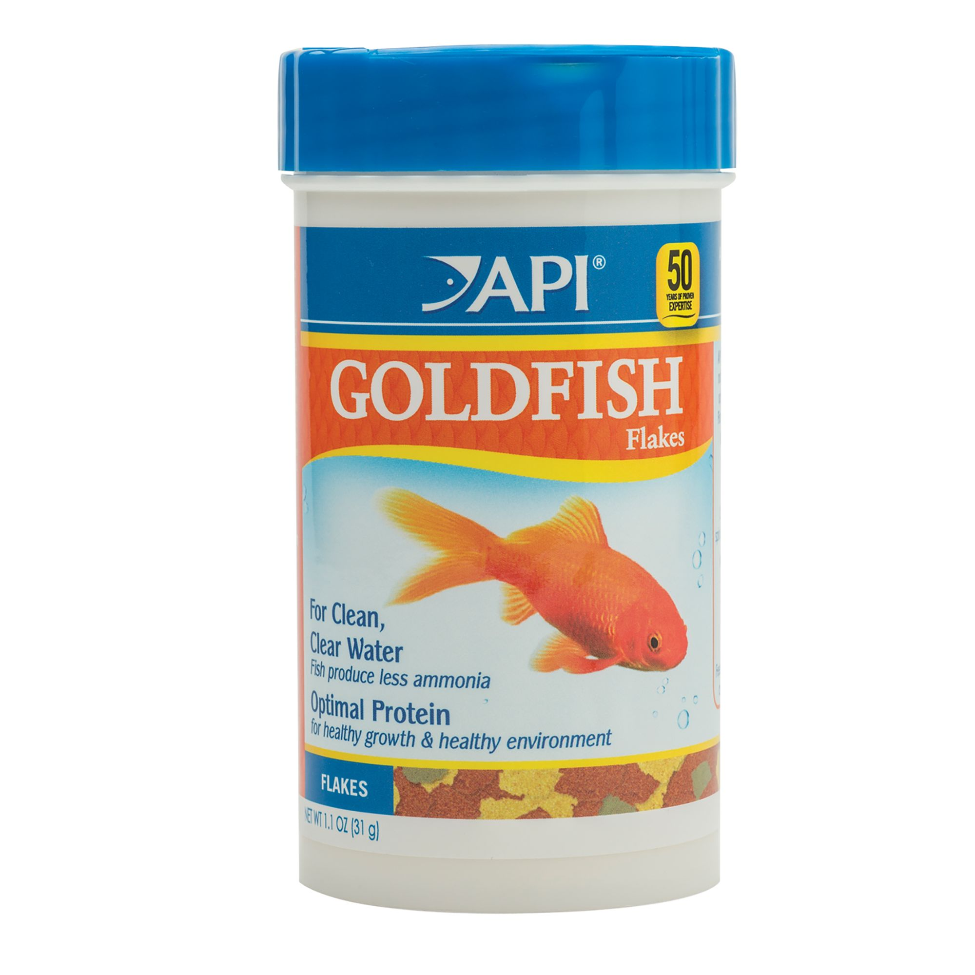 Api All Varieties Goldfish Flakes Size 1.1 Oz
