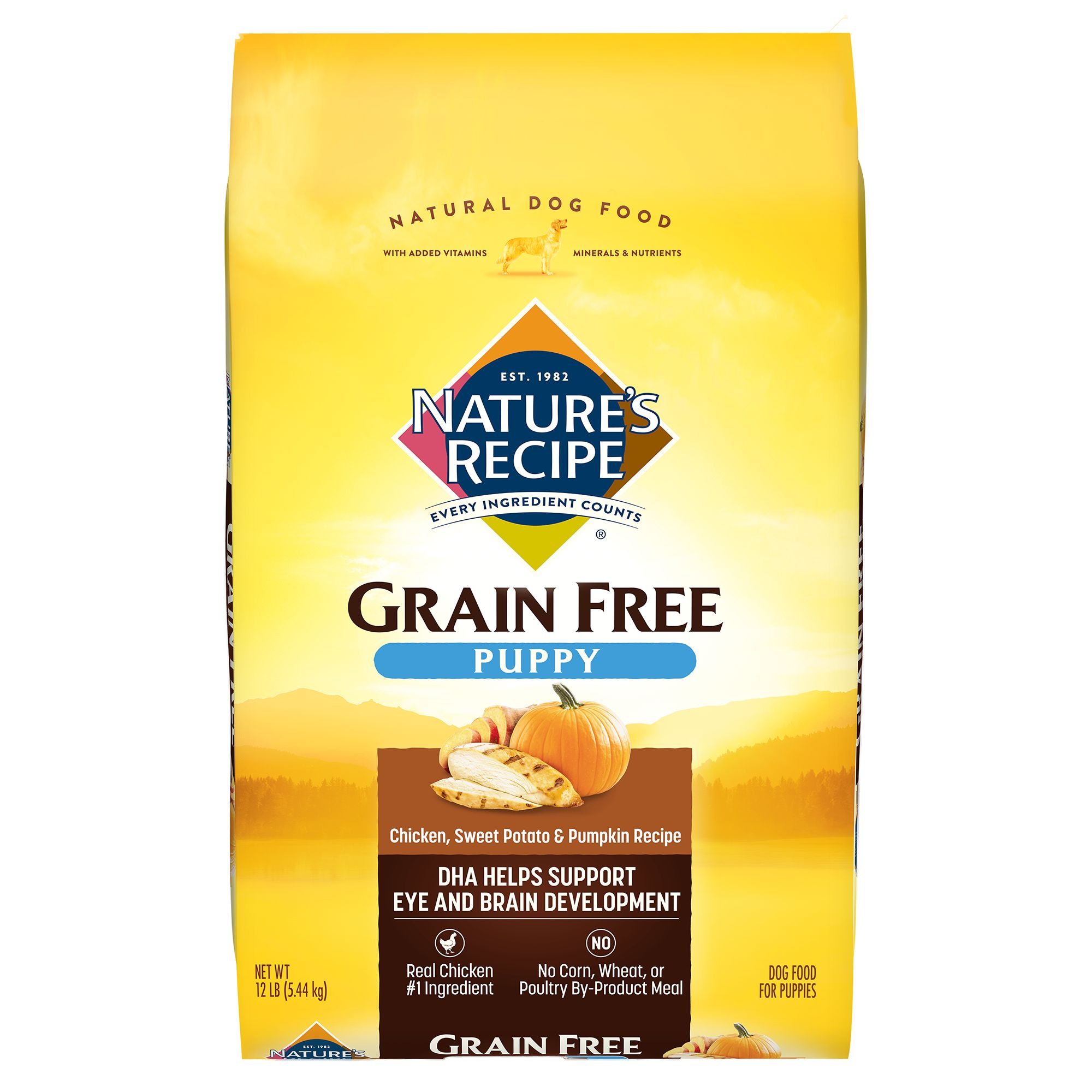 Nature S Recipe Grain Free Puppy Food Reviews