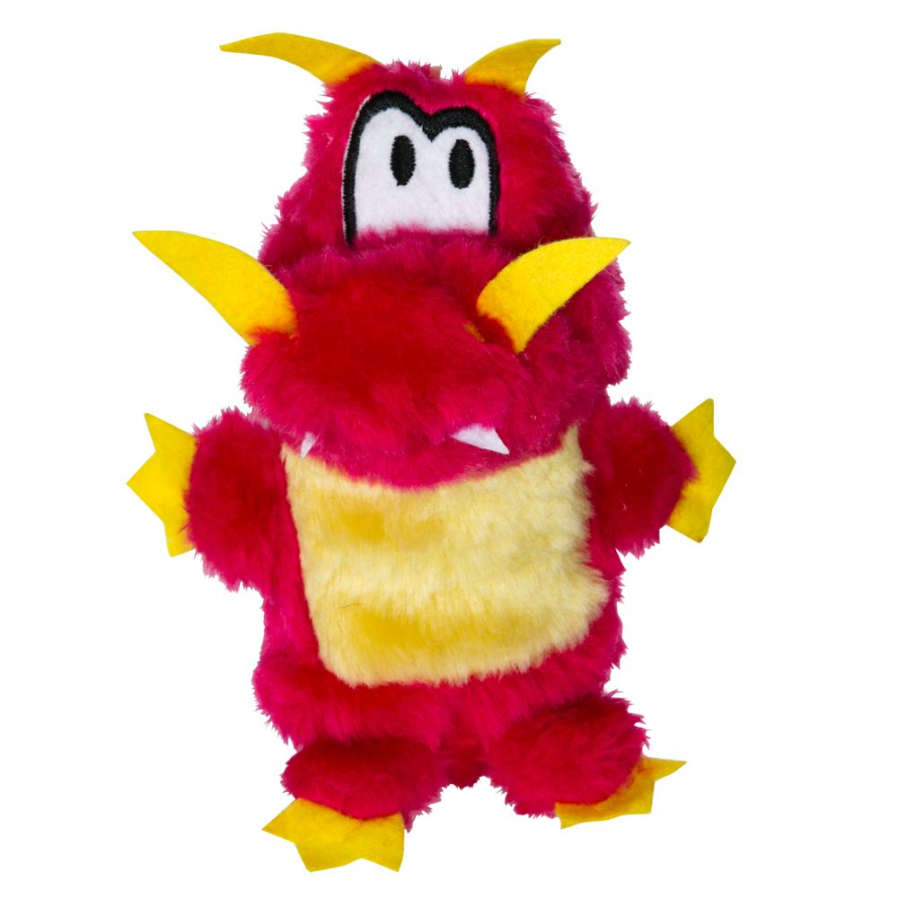 Top Paw Dragon Dog Toy - Squeaker size: 8 in 5230711