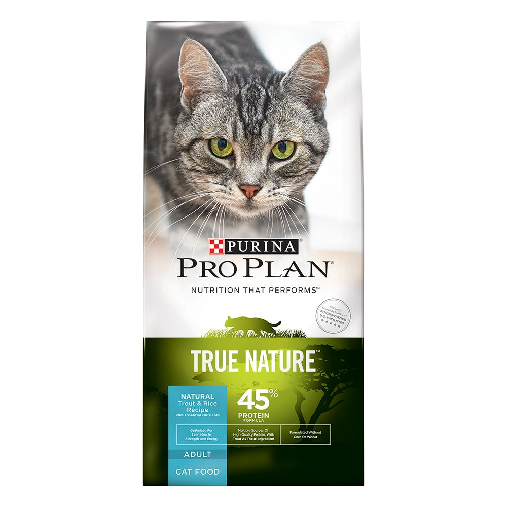 Purina® Pro Plan® True Nature Trout and Rice Adult C