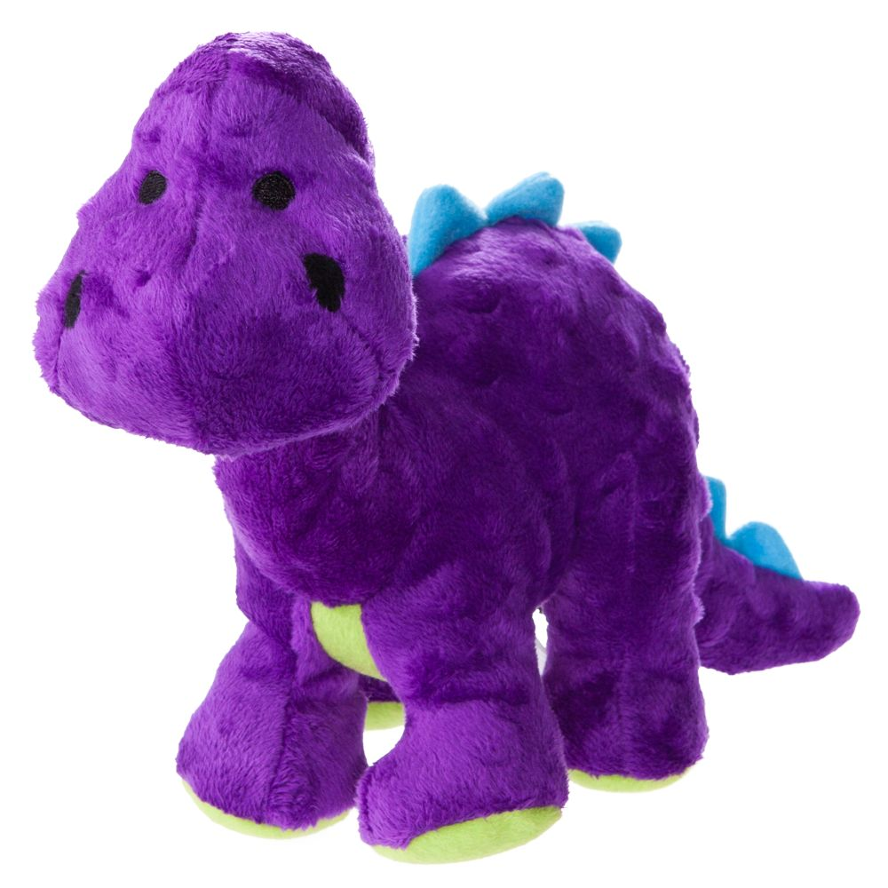 Top Paw, Tuff Chewguard Dino Dog Toy - Squeaker size: 18 in