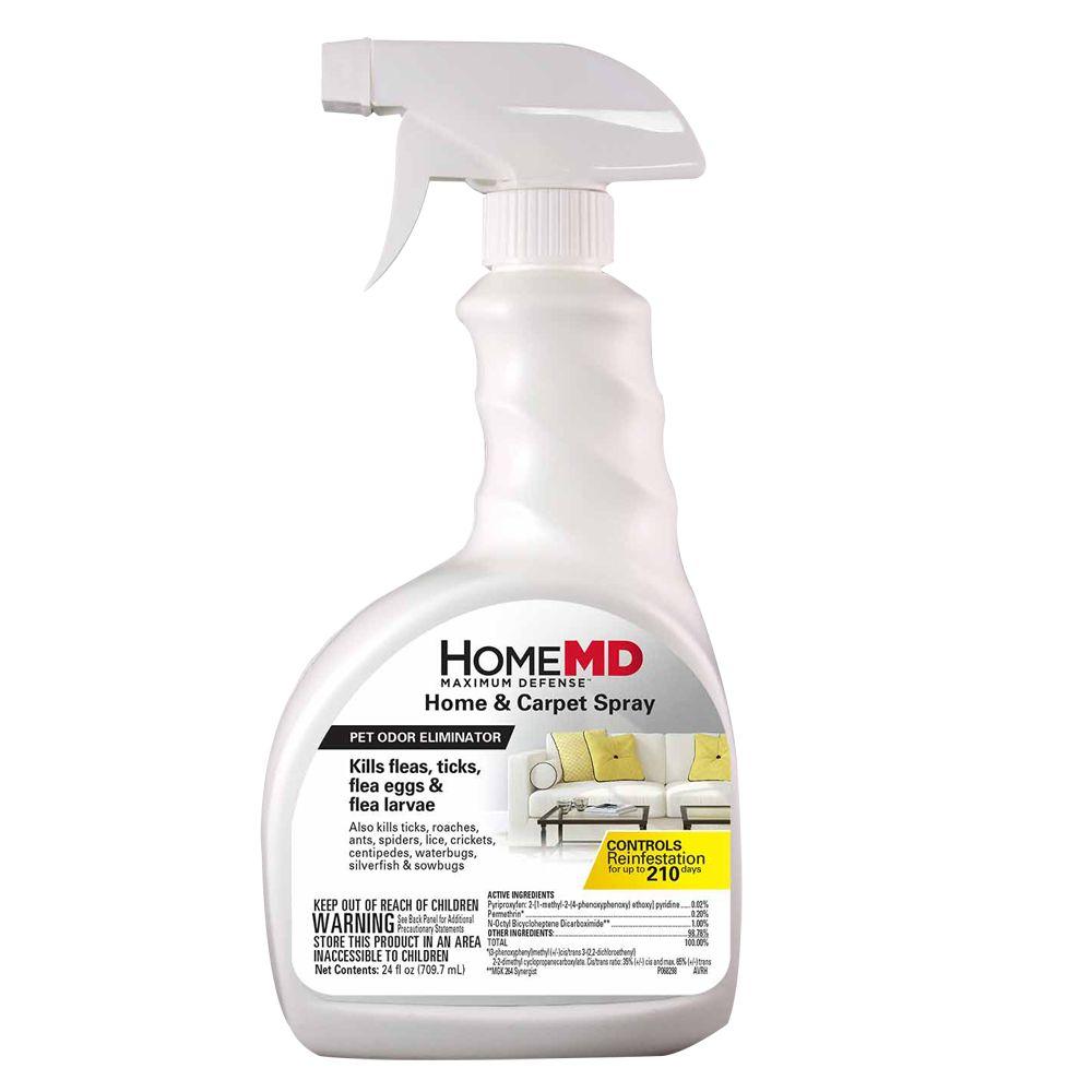 Home Md Maximum Defense Home And Carpet Spray
