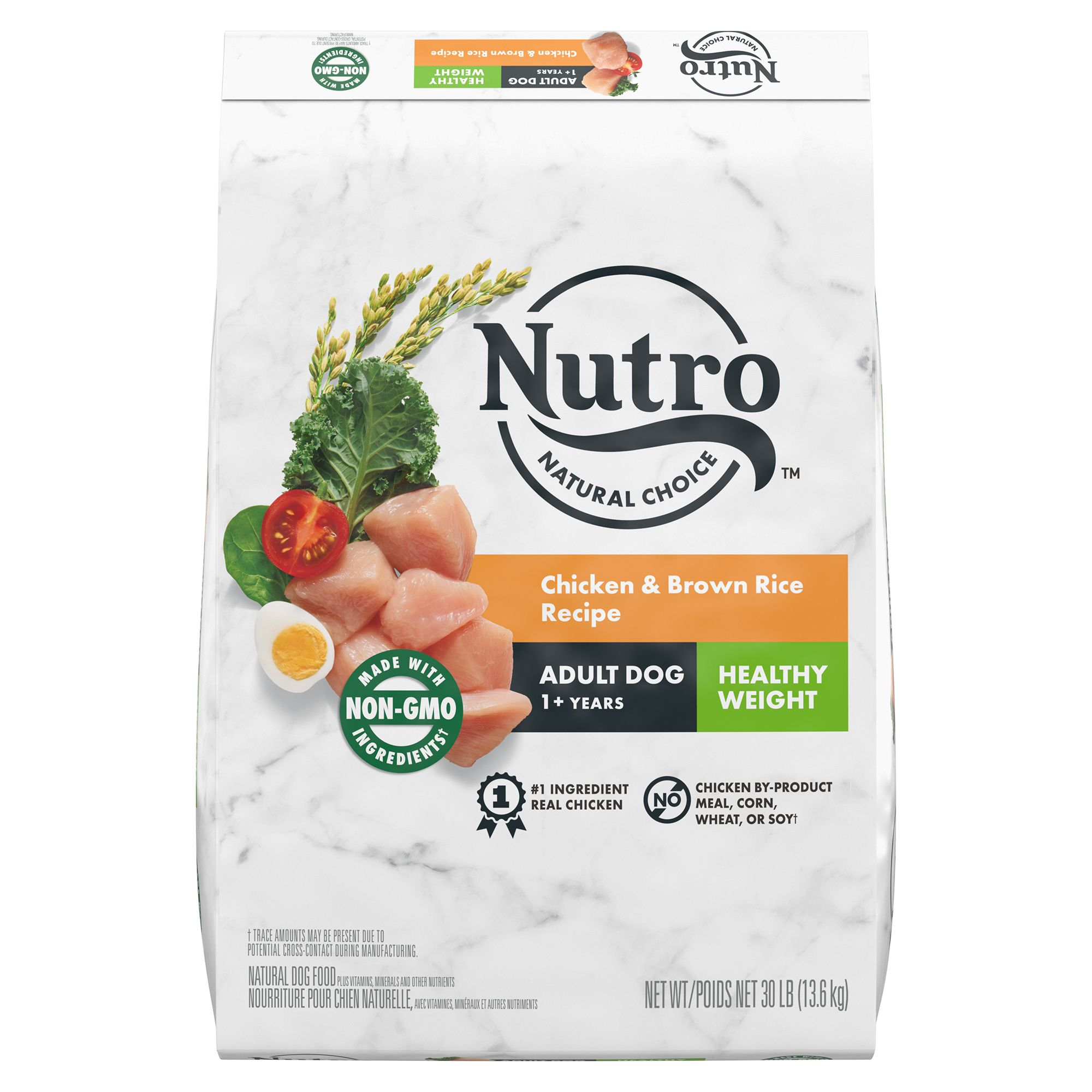 Nutro® Lite Chicken, Brown Rice and Oatmeal Weight Loss Adult Dog Food 5231837