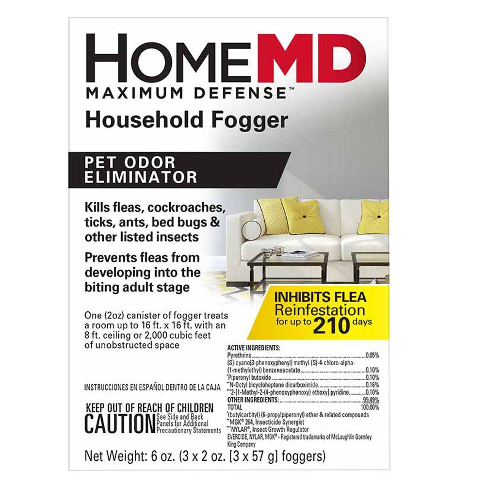 Home Md Maximum Defense Household Fogger