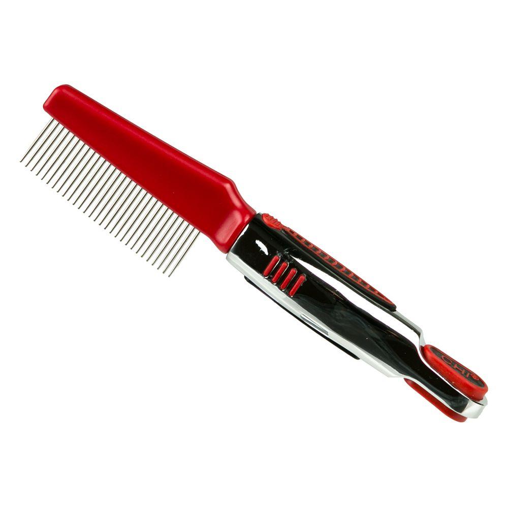 Chi® Soft Grip Regular Dog Comb 5232297