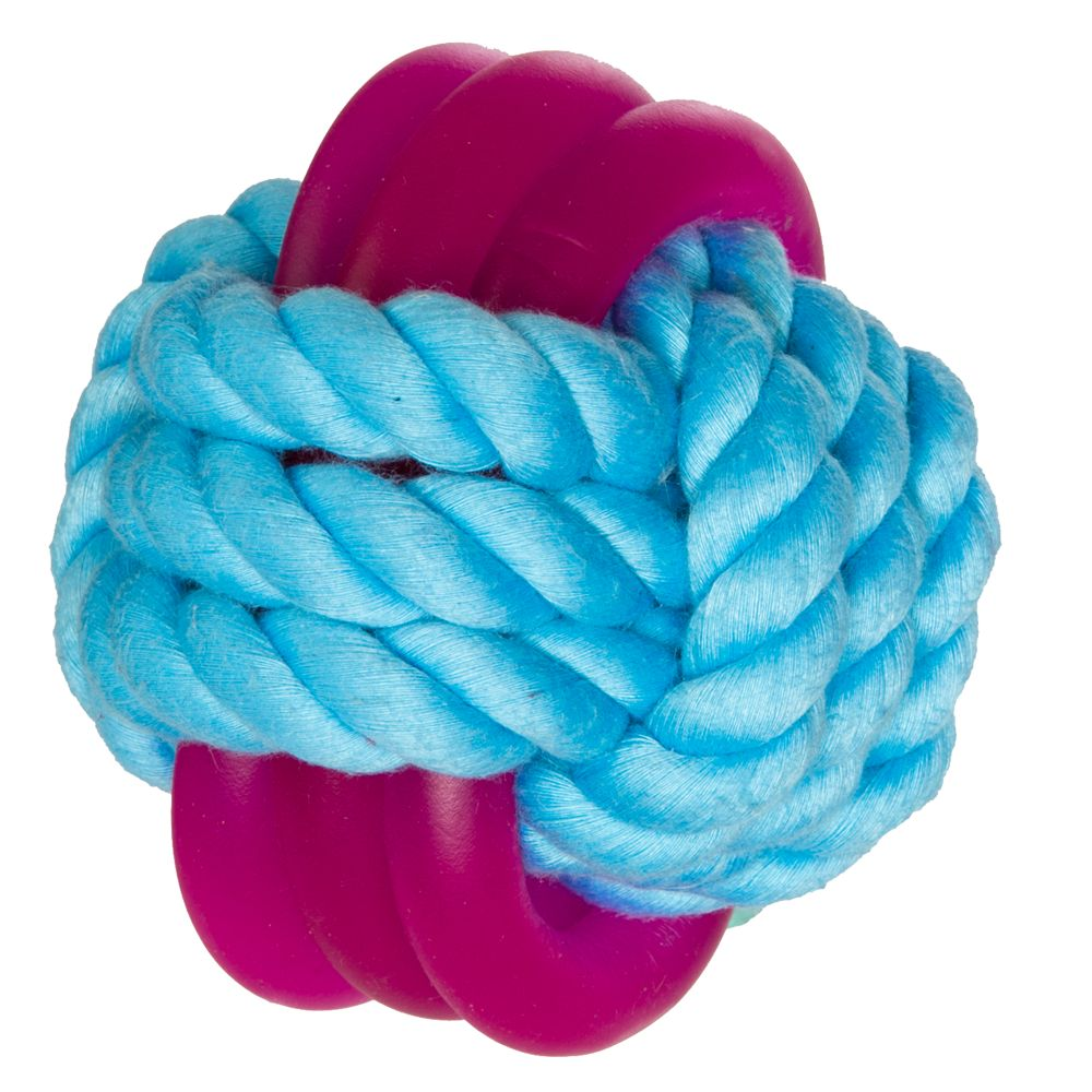 JW® Pets ElastaRope Dog Toy (Color Varies) size: 6 in 5233193