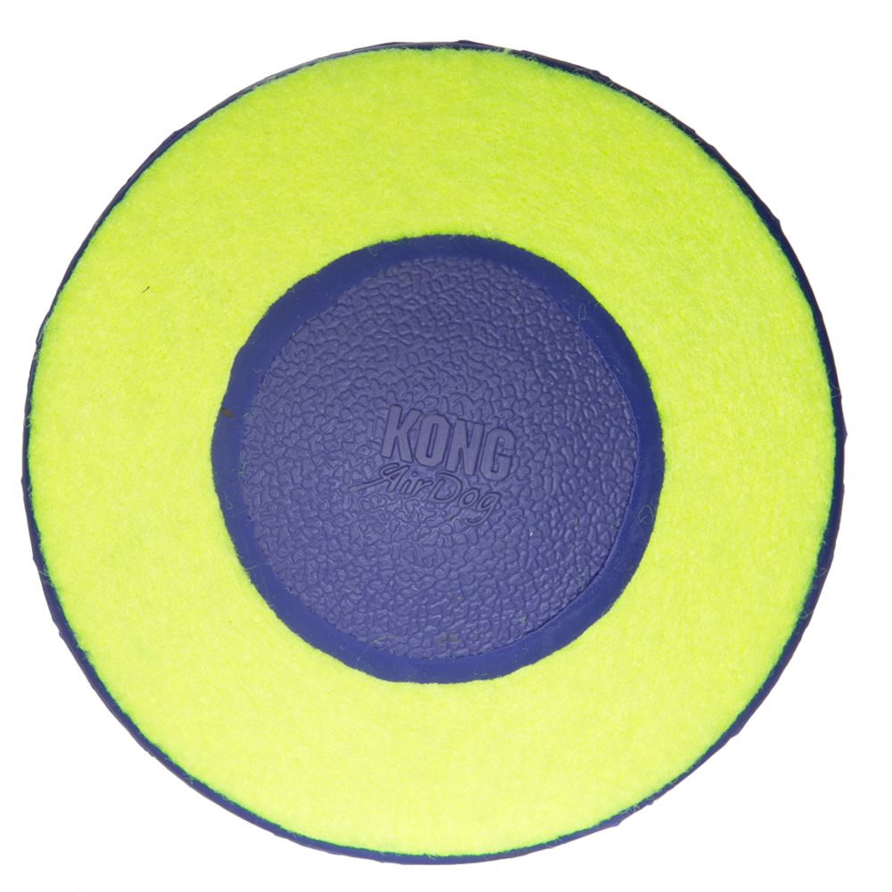 Kong AirDog Disk Dog Toy - Squeaker size: 5.5 in 5233276
