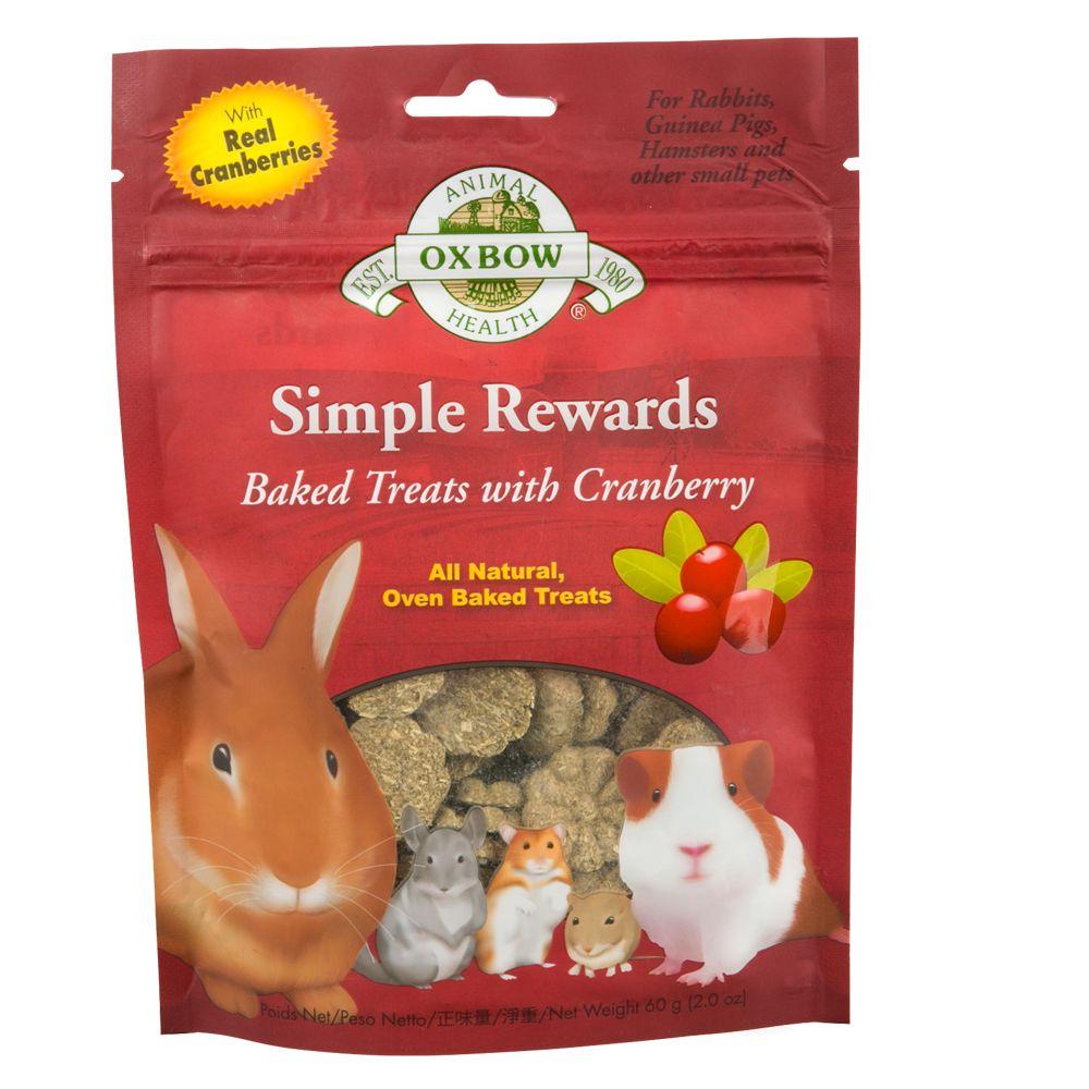 Oxbow Simple Rewards...