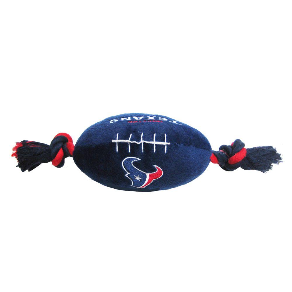 Houston Texans Nfl Football Dog Toy Pets First