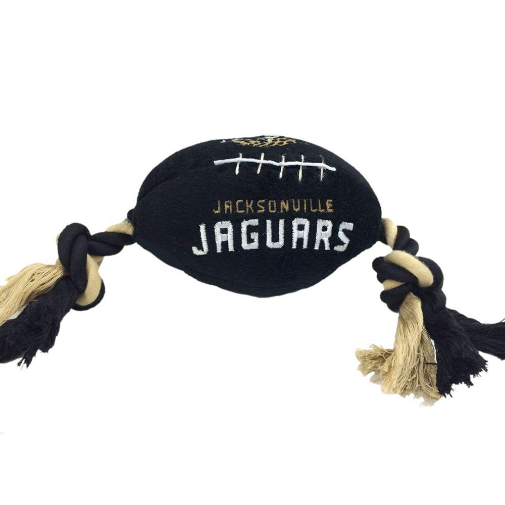Jacksonville Jaguars Nfl Football Dog Toy Pets First
