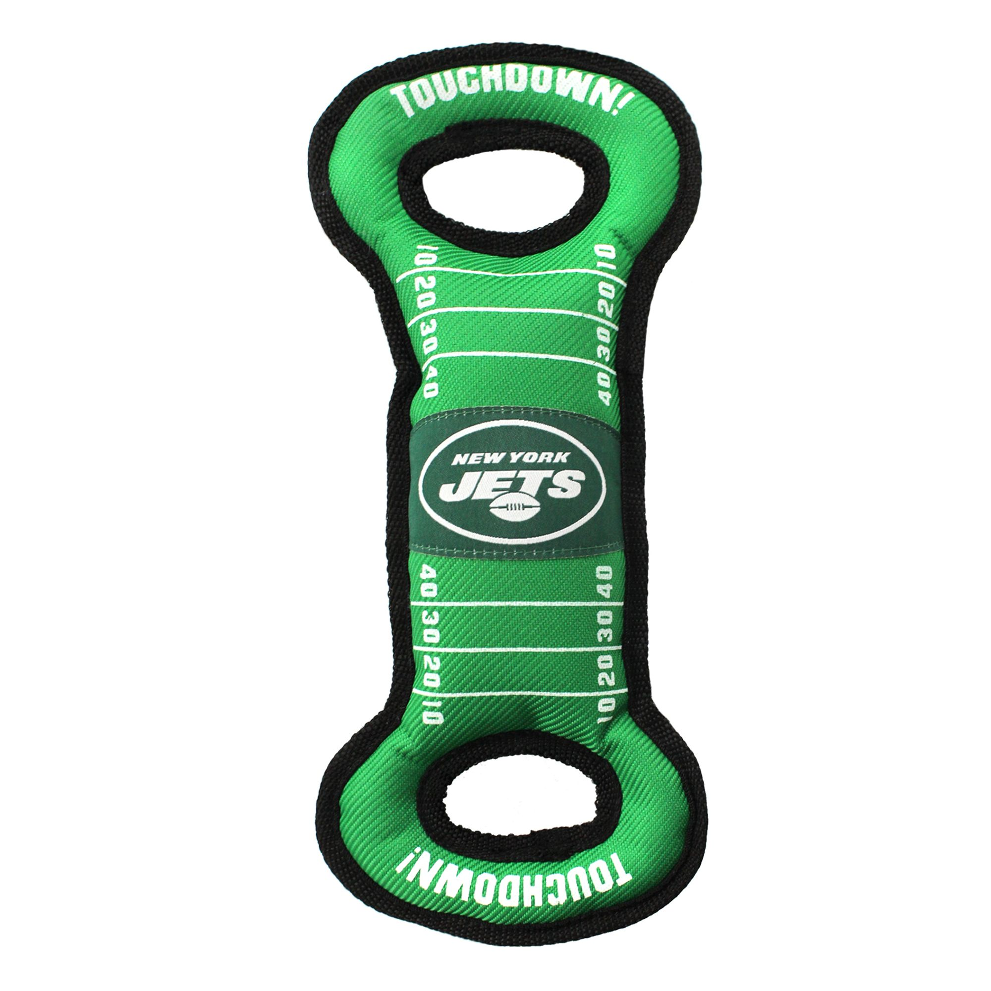 New York Jets NFL Field Dog Toy, Pets First 5234289