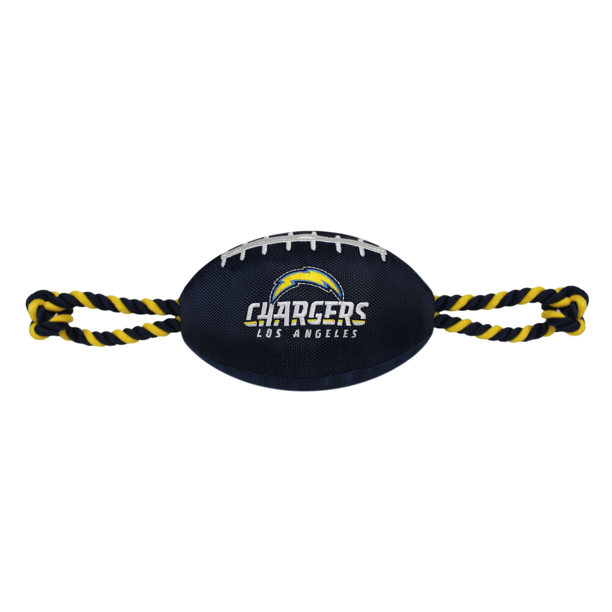 San Diego Charges NFL Football Dog Toy, Pets First 5234379