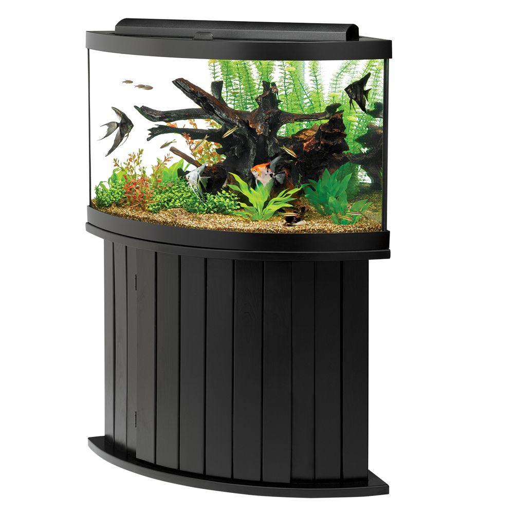 Aqueon® 54 Gallon Aquarium Ensemble size: 54 Gal 5235019