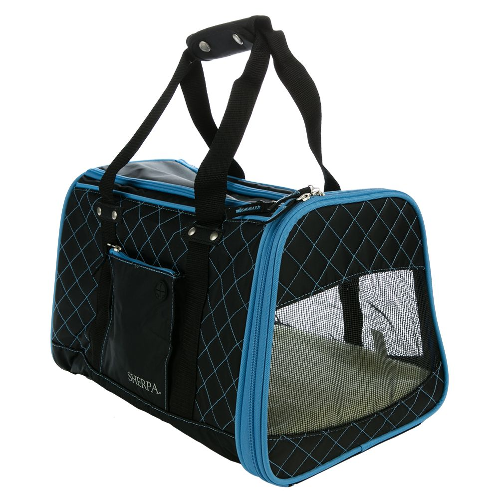 Sherpa Element Deluxe Pet Carrier Size 17l X 11.25w X 11.25h