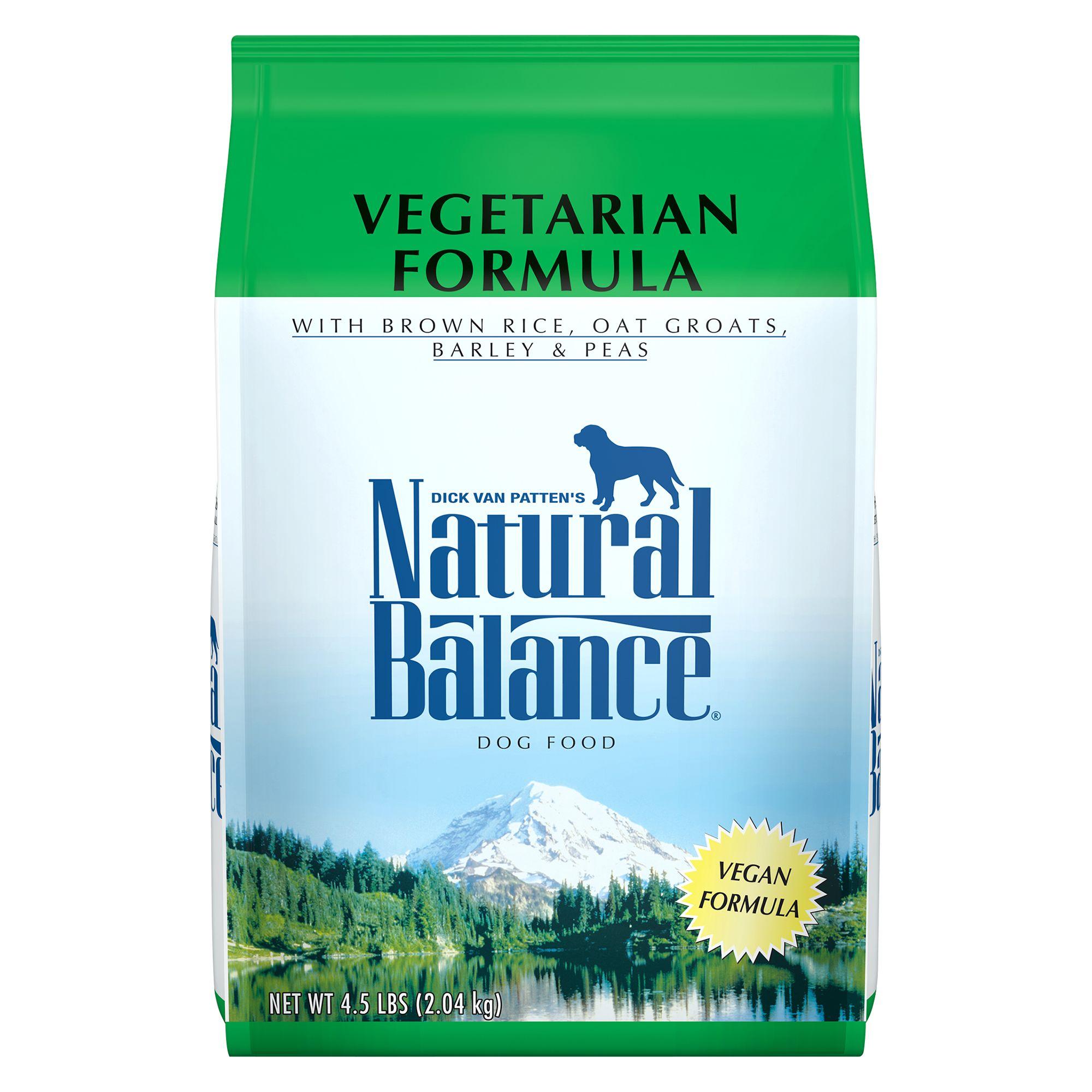 Ordinary Balance Dog Food - Vegetarian, Vegan size: 4.5 Lb, Brown Rice, Kibble, All Life Stages