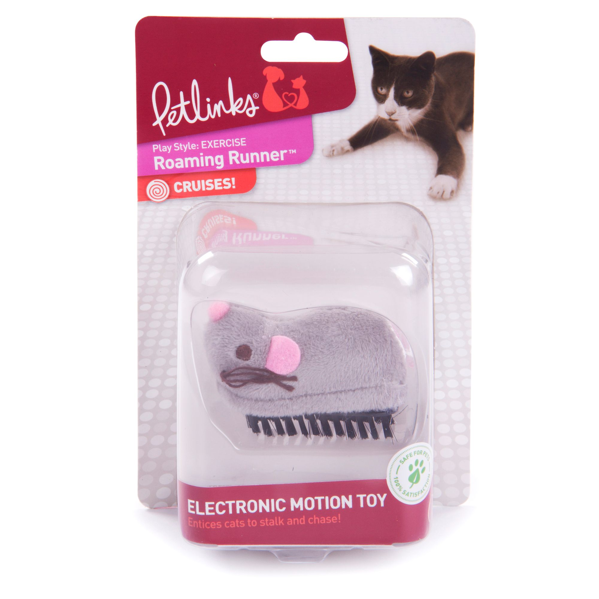 Petlinks Roaming Runners, Mouse Cat Toy 5235532