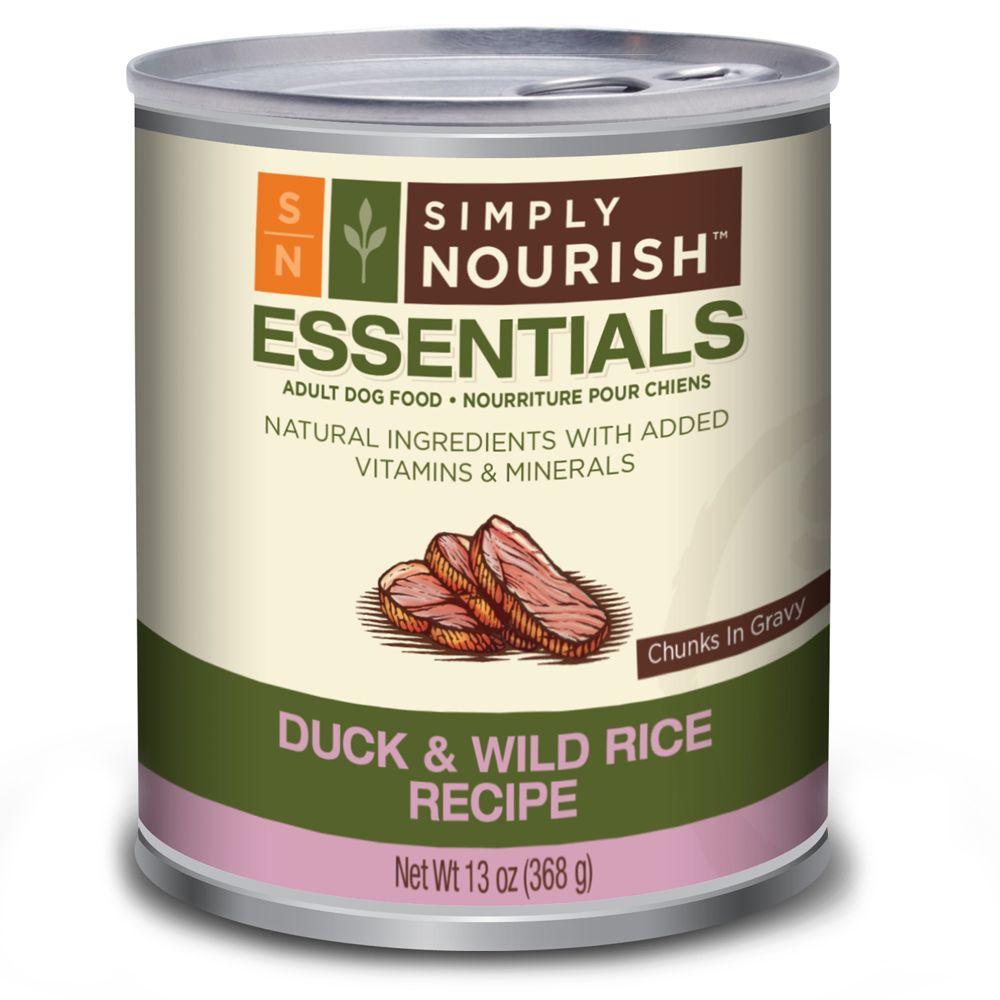 Simply Nourish Dog Food Manufacturer