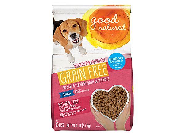Good Natured Dog Food Grain Free