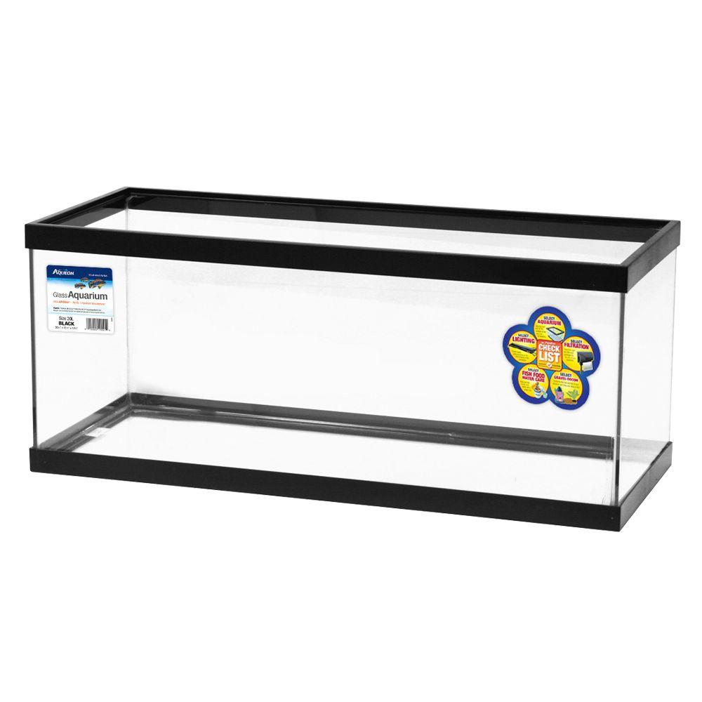 Glass aquarium usa for 20 gallon fish tank petsmart