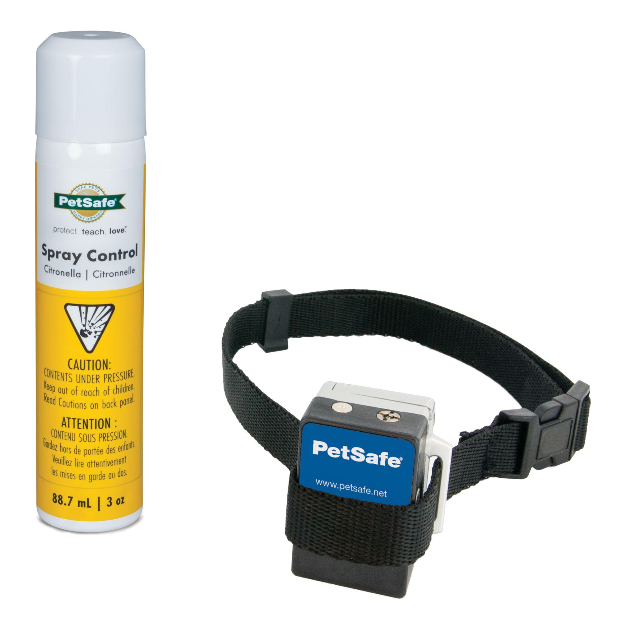Spray Sense Anti Bark Dog Collar