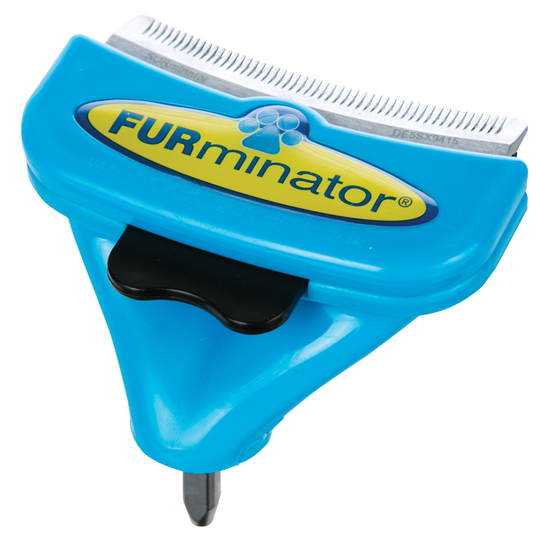 FURminator FURflex, Comfort Edge Contoured Head deShedding Dog Tool size: Medium 5238738