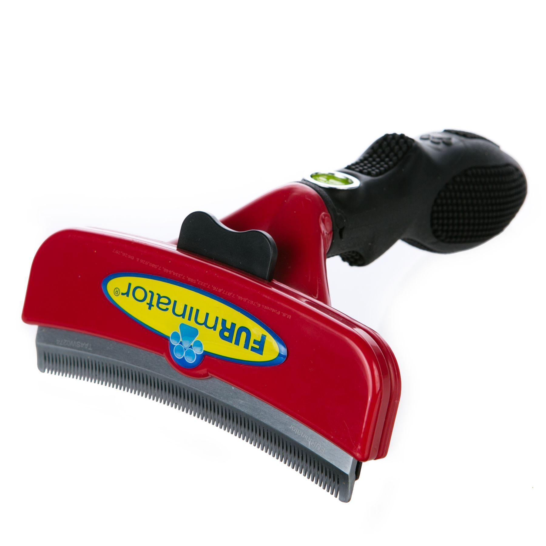 FURminator FURflex, Comfort Edge Contoured deShedding Dog Tool size: Large 5238741