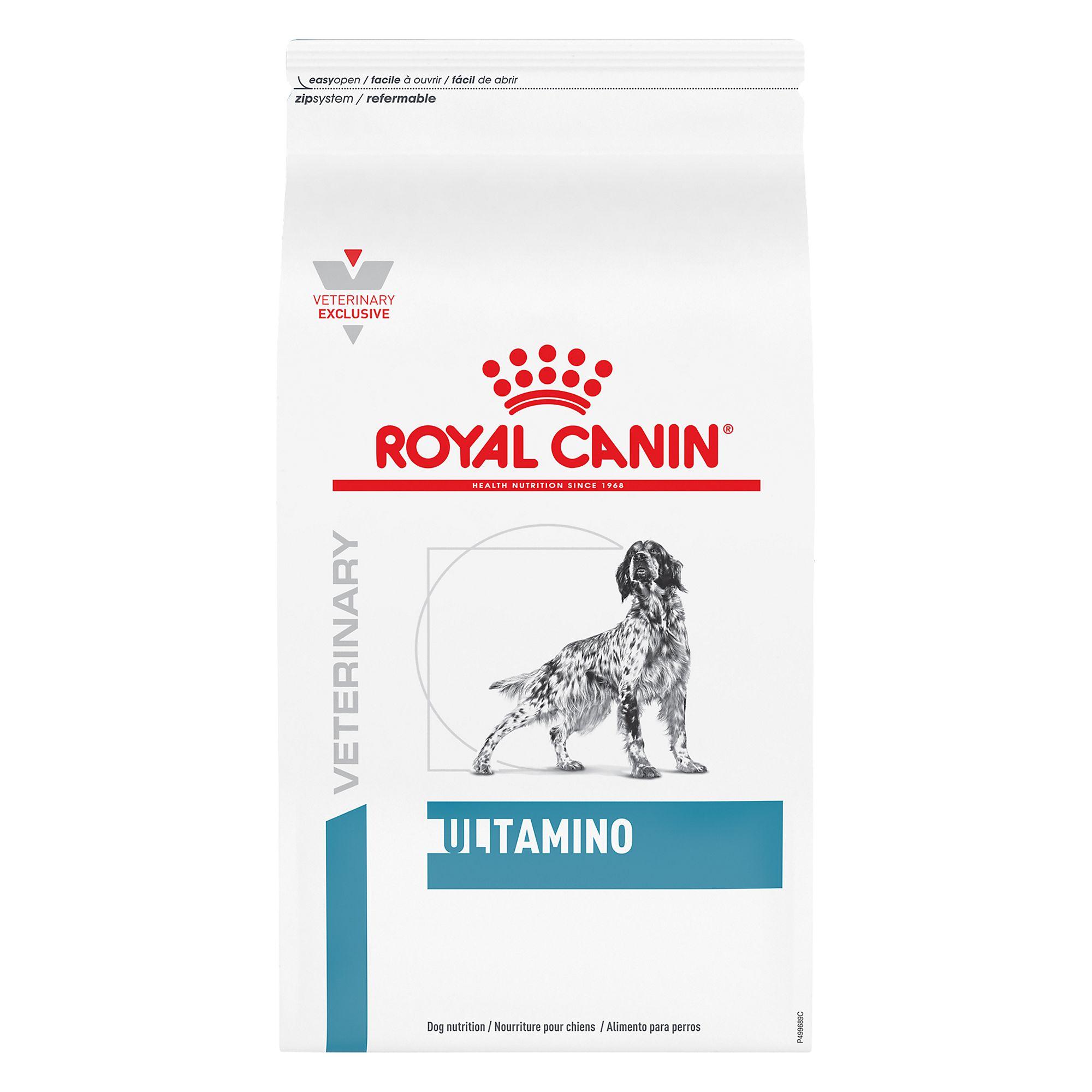 Peerage Canin Veterinary Diet Ultamino Dog Food size: 8.8 Lb, Kibble, Adult
