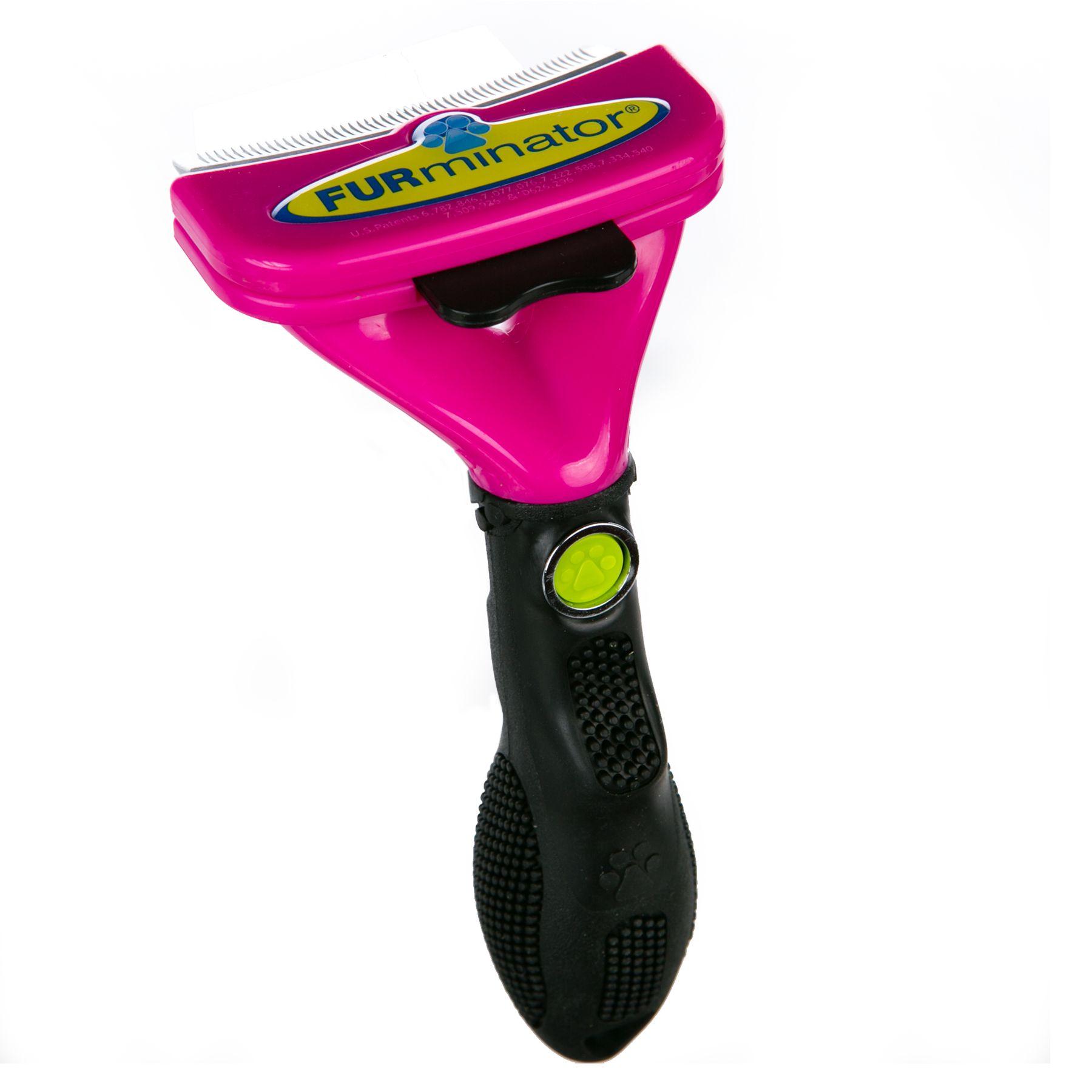 FURminator FURflex, Comfort Edge Contoured deShedding Cat Tool size: Large 5238758