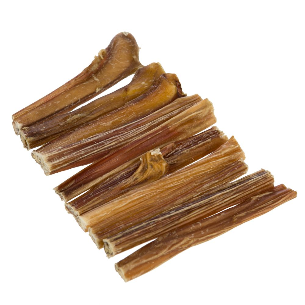 "Only Natural Pet Free Range 4"" Bully Stick Dog Treat size: 10 Count, Beef, Chews, Adult, Beef Pizzle 5239077"