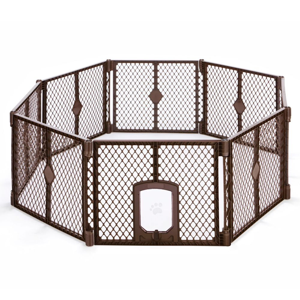 North States Petyard 8 Panel Pet Pen