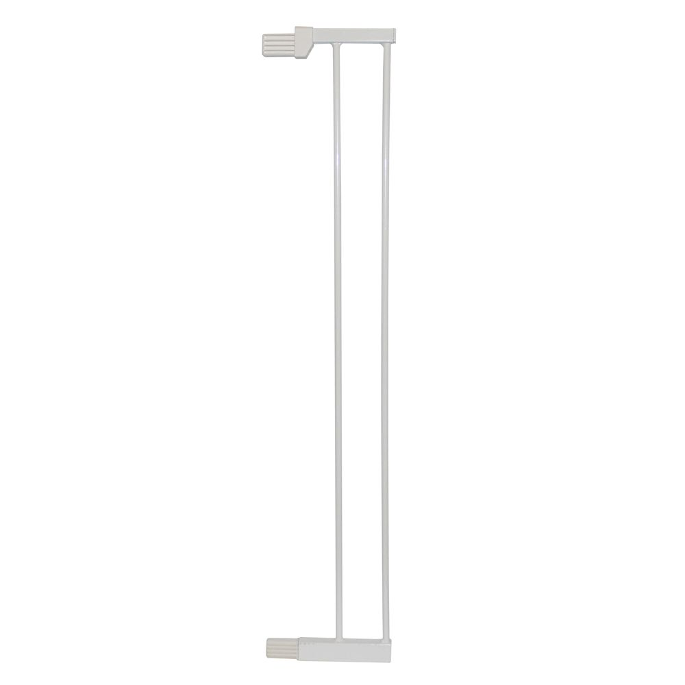 Cardinal Gate Extra Tall Premium Pressure Pet Gate Extension Size 36l X 5.5w White Cardinal Gates