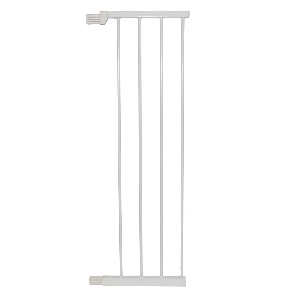 Cardinal Gate Extra Tall Premium Pressure Pet Gate Extension Size 36l X 11w White Cardinal Gates