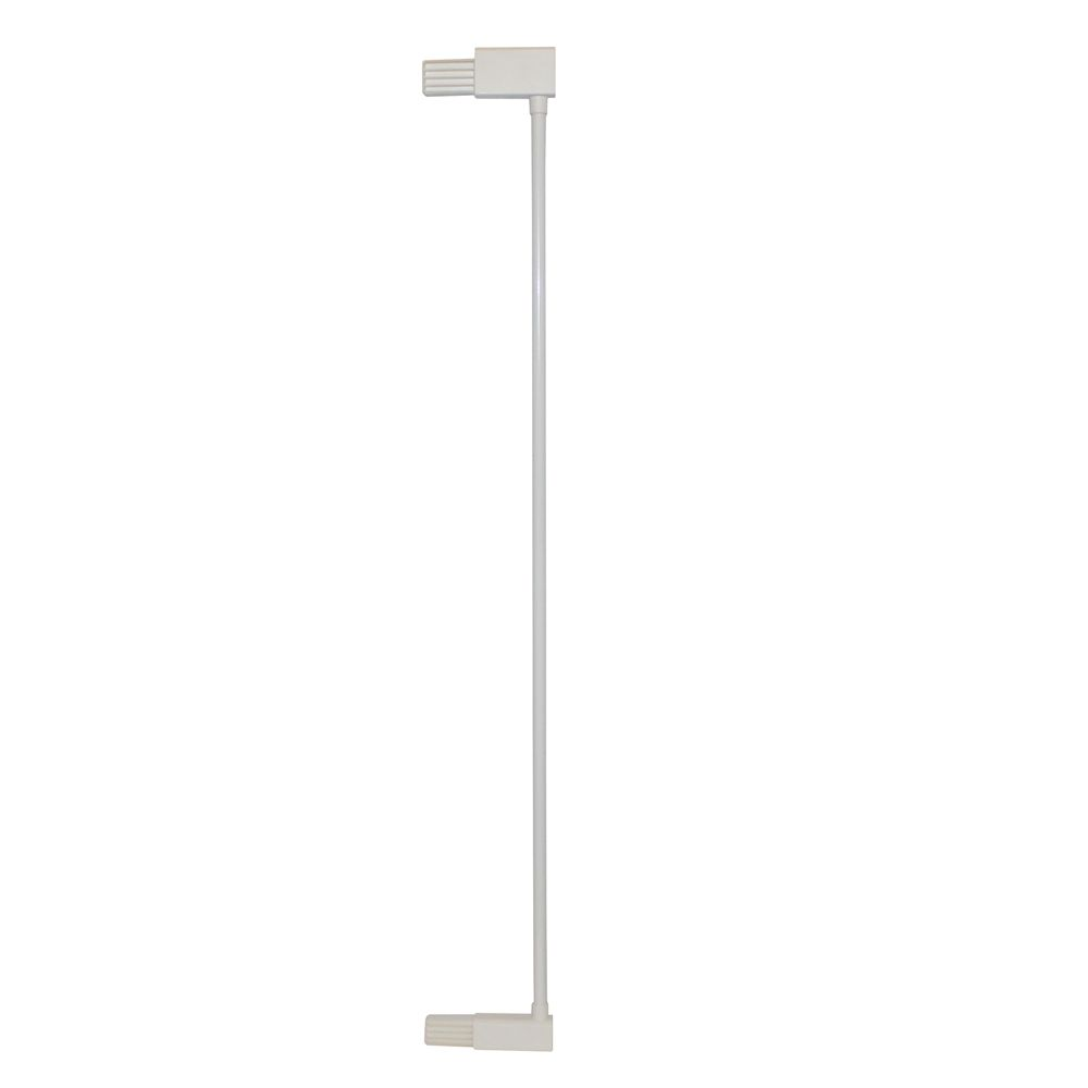 Cardinal Gate Extra Tall Premium Pressure Pet Gate Extension Size 36l X 2.75w White Cardinal Gates