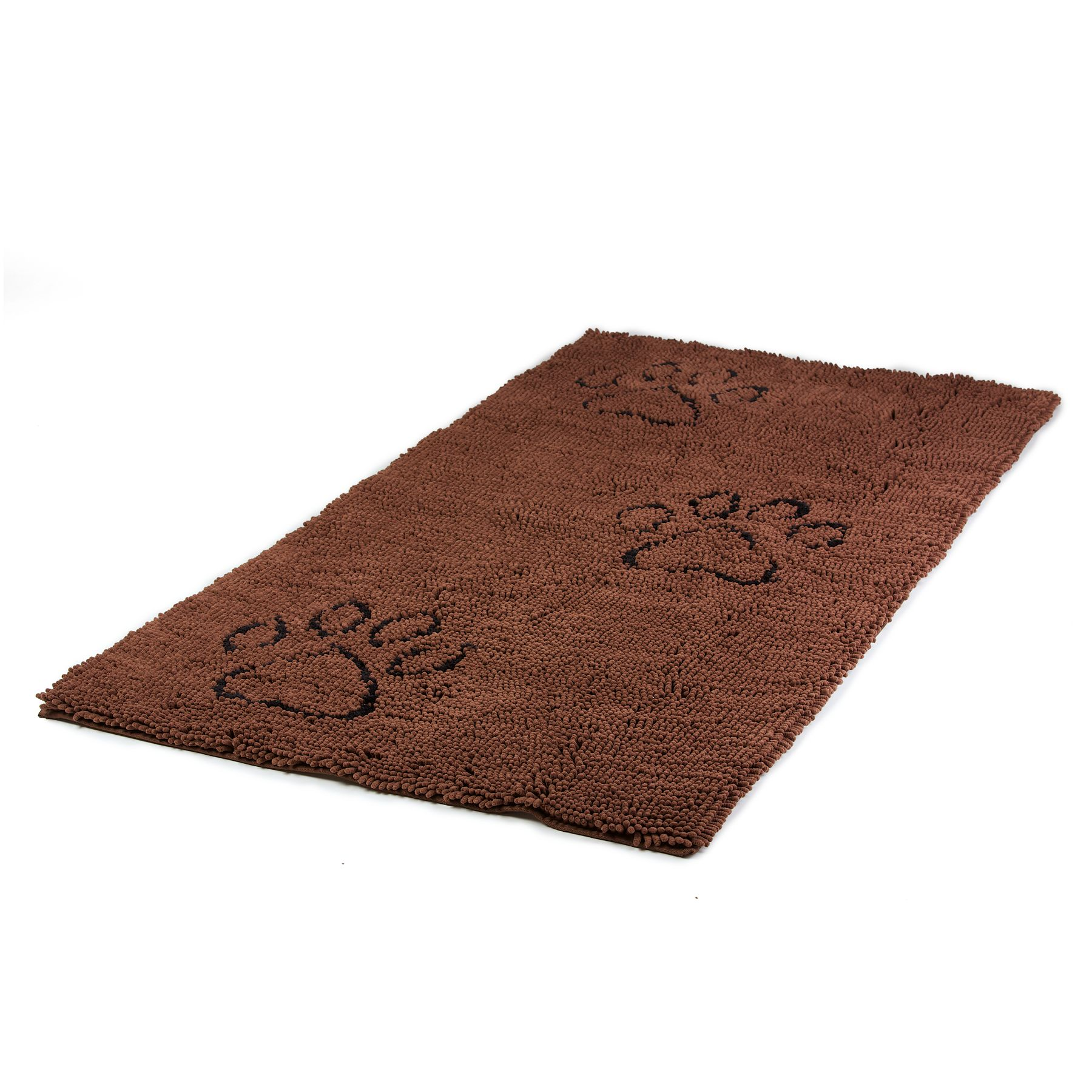 Dog Gone Smart Doormat Runner Brown