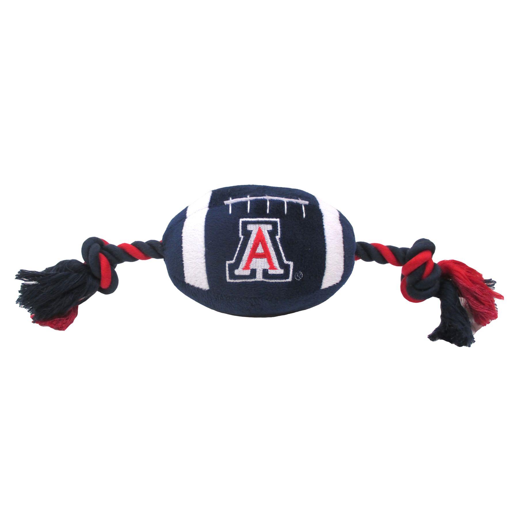 University of Arizona Wildcats Ncaa Football Dog Toy 5242468